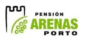 Pensión Arenas Portomarín